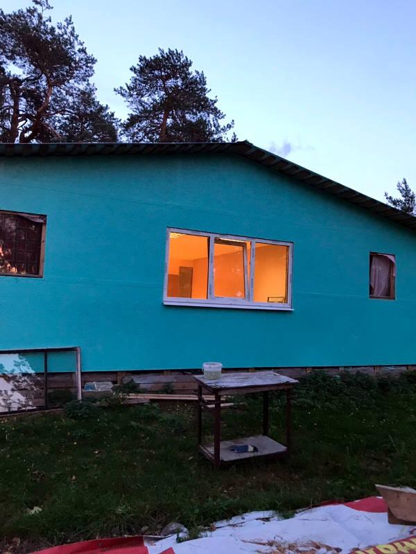 """центр реабилитации """"Рука помощи"""", вид снаружи"""