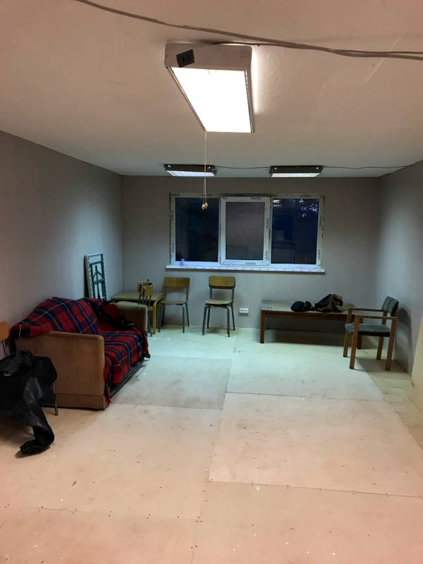 Комната общения для реабилитации