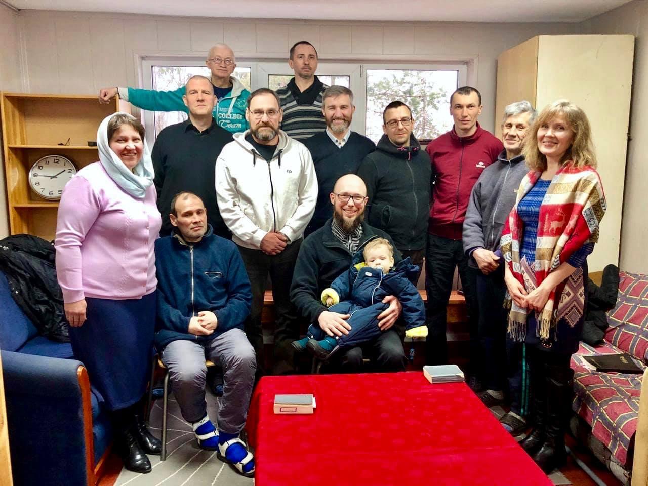 гости и постояльцы центра реабилитации