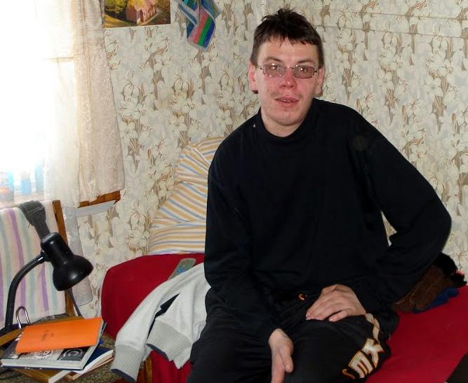 Дмитрий Павлов - в центре реабилитации